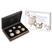 RA Mint - Possum Magic Proof Baby Coin Set 6pce
