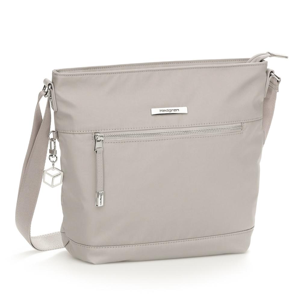 67d5c23f76e1 Hedgren - Aura Source Shoulder Bag Zinc