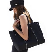 Prene Bags - Brighton Tote Bag Black