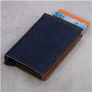 Secrid - Slim Wallet Indigo Blue