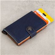 Secrid - Mini Wallet Indigo Blue