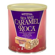 Brown & Haley - Sea Salt Caramel Roca 284g