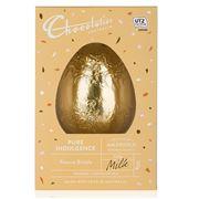 Chocolatier - Peanut Brittle Milk Chocolate Gourmet Egg 120g