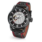 TW Steel - Son of Time MST6 Supremo Automatic Black 48mm