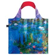LOQI - Museum Collection Water Lilies Reusable Bag