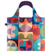 LOQI - Hvass & Hannibal Collection Grid Reusable Bag