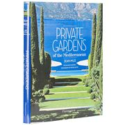 Book - Private Gardens Of The Mediterranean