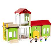 Brio - Family House Playset 46pce