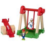 Brio - Playground Set 4pce