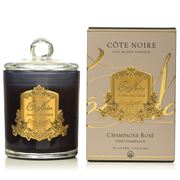 Cote Noire - Gold Candle Pink Champagne 450g