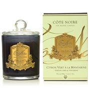 Cote Noire - Gold Candle Persian Lime & Tangerine 450g