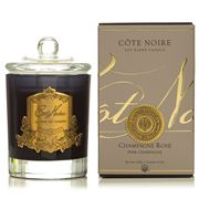 Cote Noire - Pink Champagne Candle Gold 185g