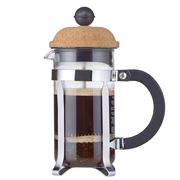 Bodum - Chambord Cork French Press Coffee Maker 3 Cups