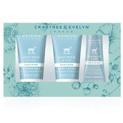 Crabtree & Evelyn - Goatmilk & Oat Travel Ritual 3pce