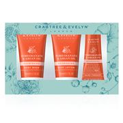 Crabtree & Evelyn - Pomegranate & Argan Oil Travel Ritual