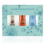 Crabtree & Evelyn - Supple Hand Trio 3pce