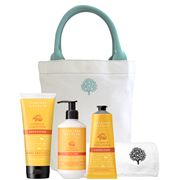 Crabtree & Evelyn - Citron & Coriander Trilogy Tote