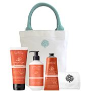 Crabtree & Evelyn - Pomegranate & Argan Oil Trilogy Tote