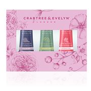 Crabtree & Evelyn - Decadent Hand Trio 3pce