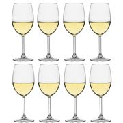 Ecology - Otto White Wine Glass Pay For 6 Get 8 Set 360ml