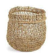 Papaya - Cicely Woven Basket Large