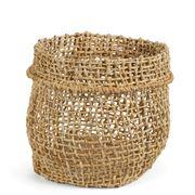 Papaya - Cicely Woven Basket Medium
