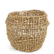 Papaya - Cicely Woven Basket Small
