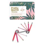 Pretty Useful Tools - 9-In-1 Multi-Tool Pink Paradise