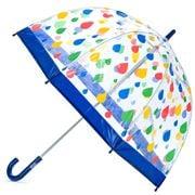Clifton - Kids' Birdcage Umbrella Raindrops