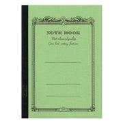 Apica - A5 Lined Notebook Green