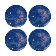 Alperstein - Alma Granites Melamine Plate Set 4pce