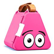 Teebee - Teebee Toy Box Pink