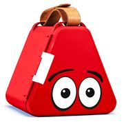 Teebee - Teebee Toy Box Red