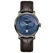 Rado - DiaMaster Blue & Steel Watch 40mm