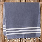 Lalay - Cotton Royal Blue Personal Towel