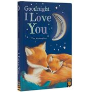 Book - Goodnight I Love You
