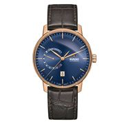 Rado - Coupole Classic Auto. Power Reserve Blue Watch 41mm