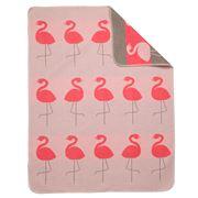 David Fussenegger - Flamingos All Over Juwel Bassin. Blanket