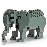 Nanoblocks - African Elephant