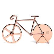 Doiy - Fixie Pizza Cutter Metallic Copper