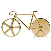 Doiy - Fixie Pizza Cutter Metallic Gold