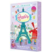 Sassi - Travel Learn & Explore Paris