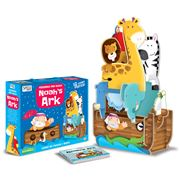 Sassi - Assemble & Build Noah's Ark Giant 3D Puzzle & Book