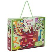 Sassi - The Animal Tree Giant Puzzle & Book