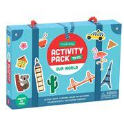 Mudpuppy - Our World Activity Pack