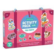 Mudpuppy - Tea Party Activity Pack