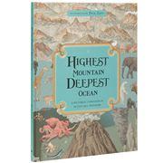 Book - Highest Mountain Deepest Ocean