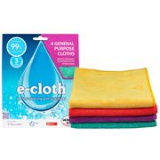 E-Cloth - General Purpose Cloth Set 4pce