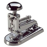 El Casco - Small Stapler All Chrome