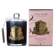 Cote Noire - Gold Rose Petal Candle 450g